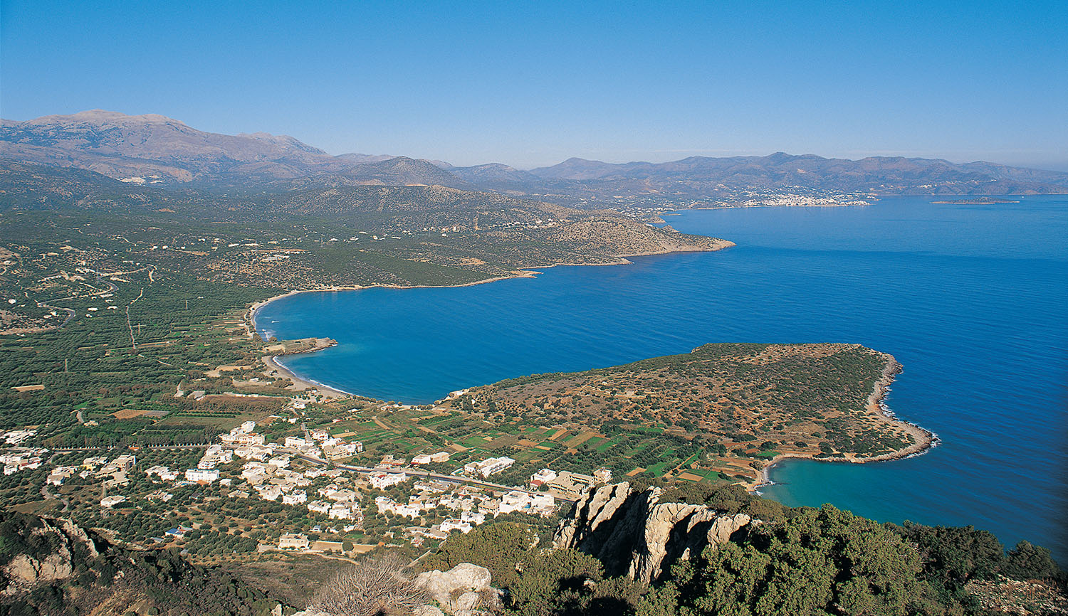 Taxi transfer from Heraklion airport / port to Istro (Kalo Chorio )