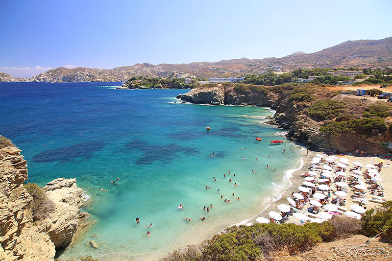 Mini bus transfer from Chania airport / port to Agia Pelagia