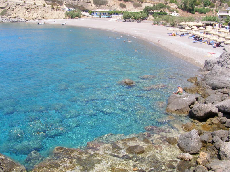 Taxi transfer from Heraklion airport / port to Agia Fotia (Ierapetras)