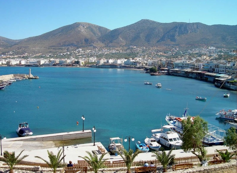 Taxi transfer from Chania airport / port to Hersonissos