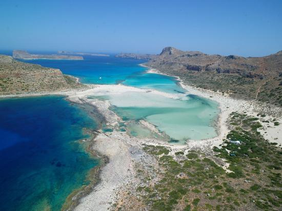 Taxi transfer from Heraklion airport / port to Pachia Ammos