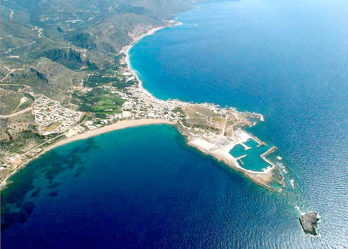 Taxi transfer from Chania airport / port to Georgioupolis